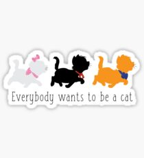 The Aristocats Sticker
