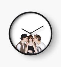 Karen and the Babes Clock