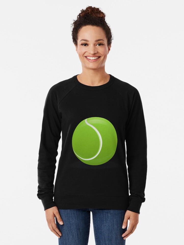 Alternative Ansicht von Tennis Ball Leichter Pullover