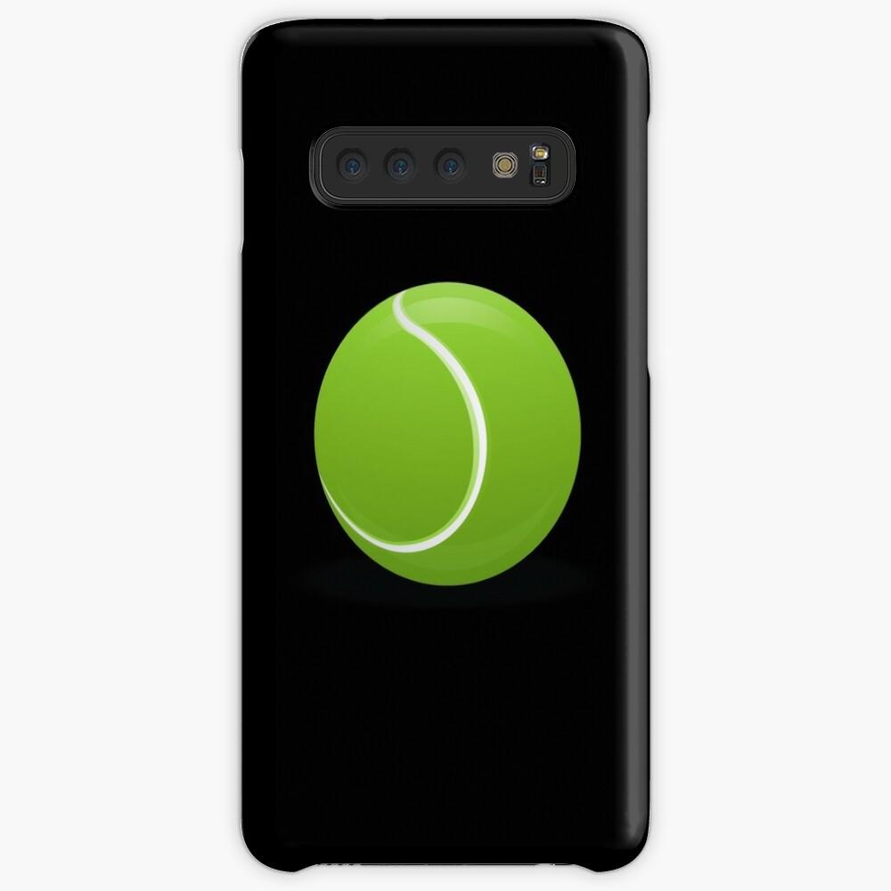 Tennis Ball Hüllen & Klebefolien für Samsung Galaxy