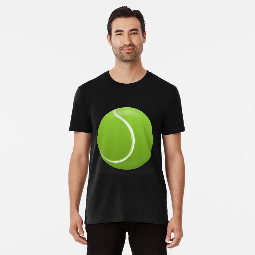Tennis Ball Premium T-Shirt