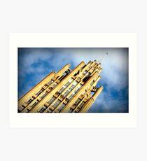 Manchester Unity Building - Melbourne Art Print
