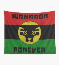 Wakanda für immer Wandbehang