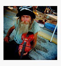 Cowboy Pirate, 2 Photographic Print