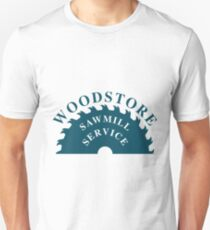 Sawmill 001 Unisex T-Shirt