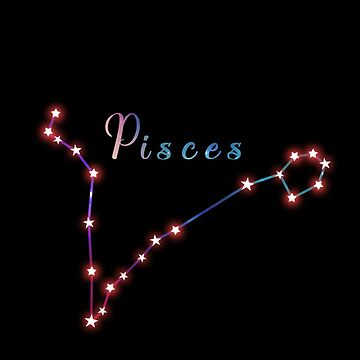 Constellations - Pisces by JennWanderer