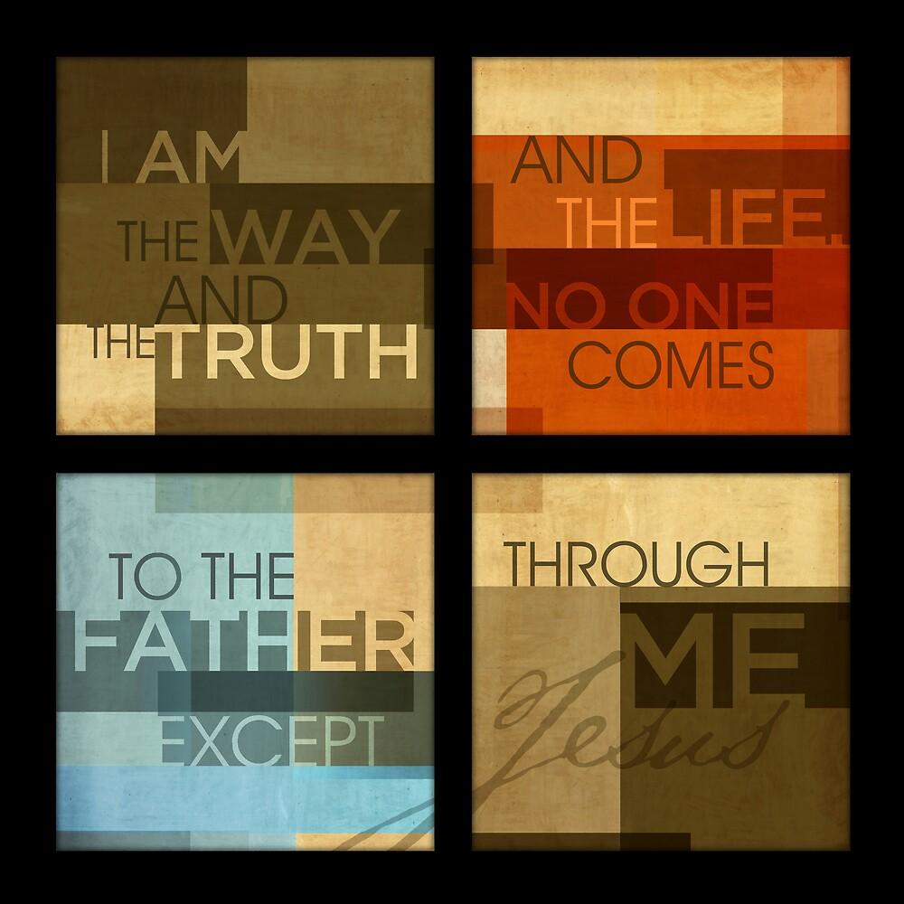 John 14:6 I by Dallas Drotz