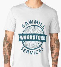 Sawmill 005 Men's Premium T-Shirt