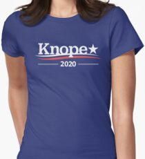 LESLIE KNOPE PAWNEE Parks and Rec 2020 Women's Fitted T-Shirt