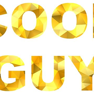 Honey Cool Guy by cool-guy