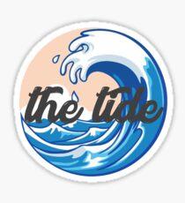 Niall the tide  Sticker