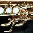 Soprano Sax Keywork by MidnightMelody