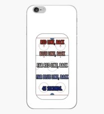 Herb Brooks Zitat iPhone-Hülle & Cover