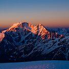 Mountain by Iurii Zaika