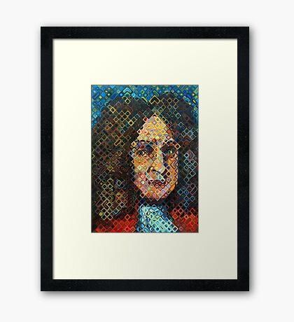 Leibniz - Monadology Framed Print