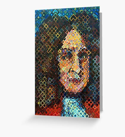 Leibniz - Monadology Greeting Card
