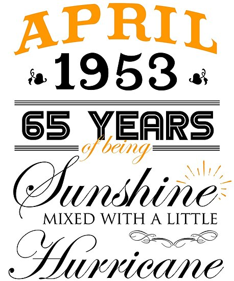 65th Birthday Gifts 65th Wedding Anniversary Memorable Gifts