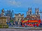 Bootham Bar, York, England in HDR by GrahamCSmith