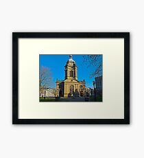 St Philips, Birmingham Cathedral, England, UK Framed Print