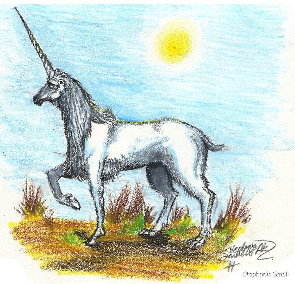 Unicorn Horse Pony Western Country by Stephanie Small