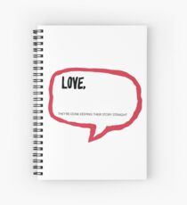 Love, Simon | Customizable | They  Spiral Notebook