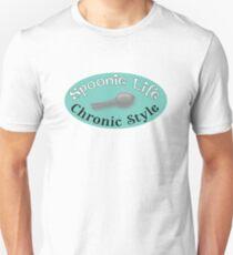 Spoonie Style - Diner Green Unisex T-Shirt