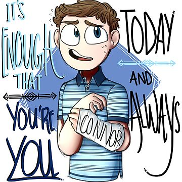 Dear Evan Hansen-You're you by M4dH4ttey266