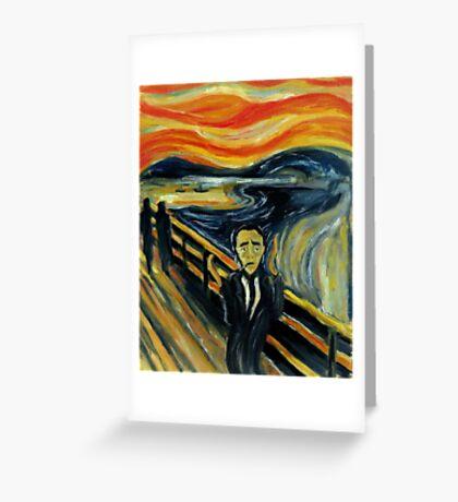 Albert Camus Greeting Card