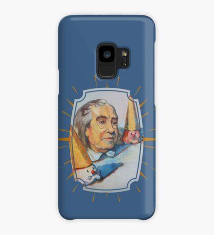 Jeremy Bentham Case/Skin for Samsung Galaxy