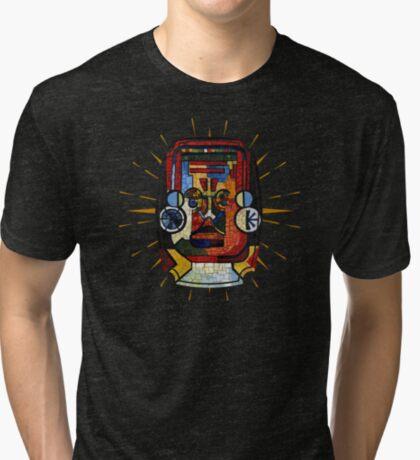 David Hume Tri-blend T-Shirt