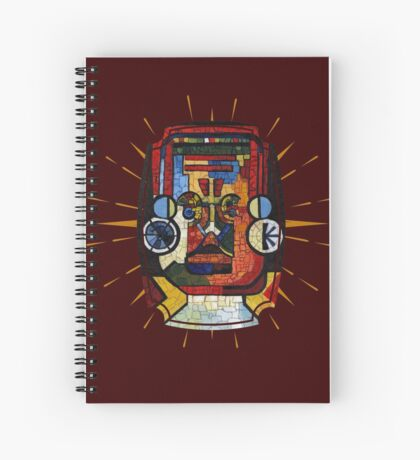 David Hume Spiral Notebook