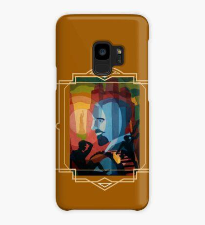 WEB Du Bois Case/Skin for Samsung Galaxy