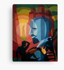 WEB Du Bois Canvas Print