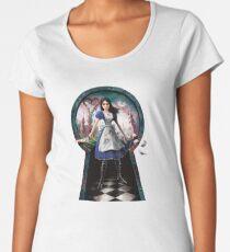 Alice: Madness Returns Women's Premium T-Shirt