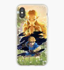 The Legend of Zelda: Breath of the Wild iPhone Case