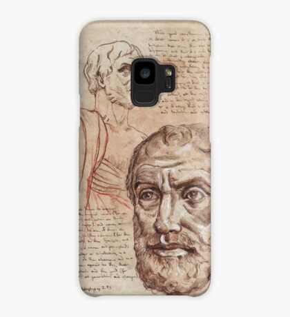 Aristotle Case/Skin for Samsung Galaxy