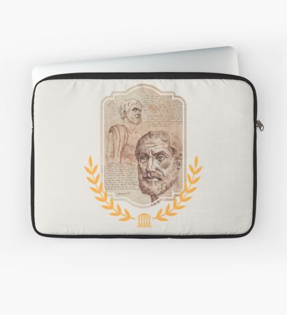 Aristotle Laptop Sleeve