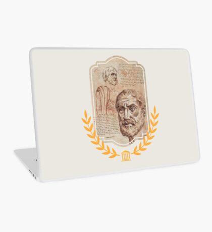 Aristotle Laptop Skin