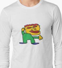 Green Fellow Long Sleeve T-Shirt