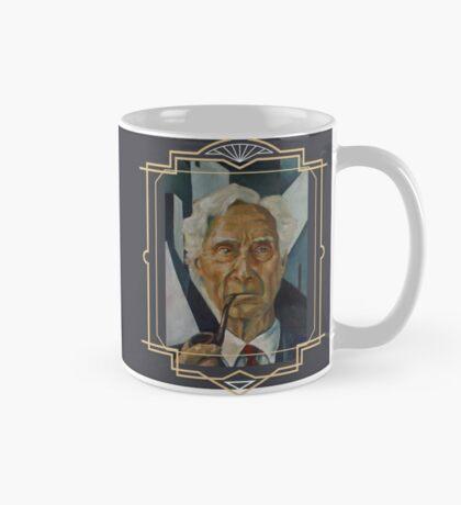 Bertrand Russell Mug
