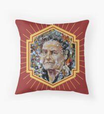 Elizabeth Anscombe Throw Pillow