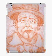 the hick  iPad Case/Skin