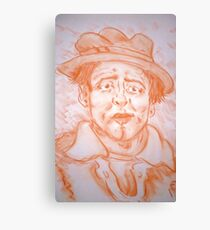 the hick  Canvas Print