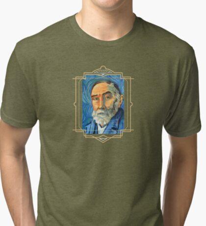 Gottlob Frege  Tri-blend T-Shirt