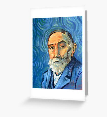 Gottlob Frege  Greeting Card