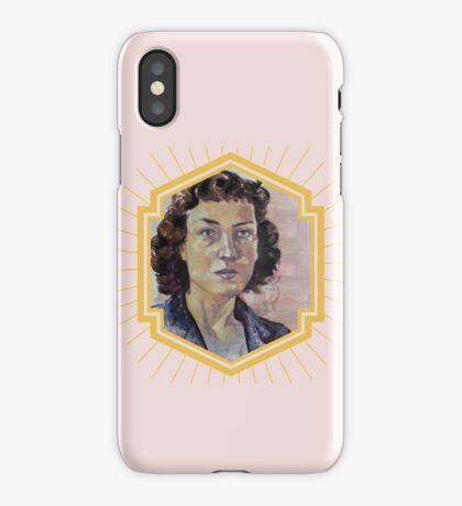 Phillipa Foot iPhone Case