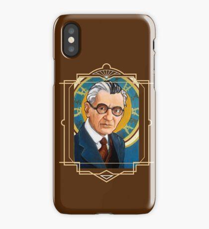 Kurt Gödel iPhone Case