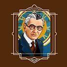 Kurt Gödel by Renee Bolinger