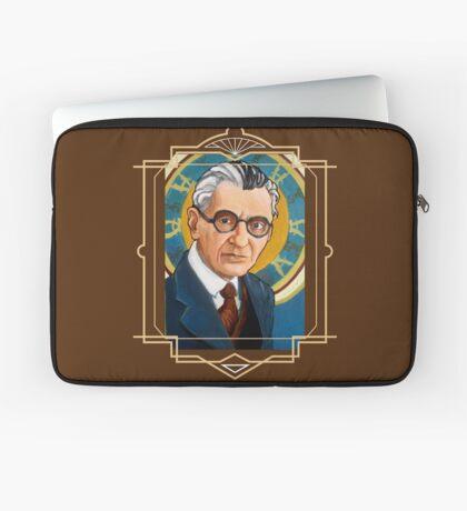 Kurt Gödel Laptop Sleeve