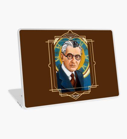Kurt Gödel Laptop Skin